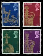 GROSSBRITANNIEN 1978 Nr 765-768 Postfrisch X7BFEDA - Unused Stamps