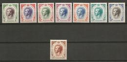Timbre Monaco  En Neuf ** N 421/426a  Séries Compléte - Unused Stamps