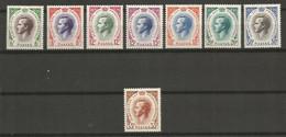 Timbre Monaco  En Neuf *  N 421/426a  Séries Compléte - Unused Stamps