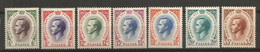 Timbre Monaco  En Neuf **  N 421/426a  Manque Le N 426 Le Reste C 'est Complet - Unused Stamps