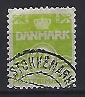 Denmark  1952  Wellenlinien  (o) Mi.332 X (cancelled STOKKEMARKE) - Used Stamps
