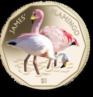British Virgin Islands Coin 2019 - James  Flamino - British Virgin Islands