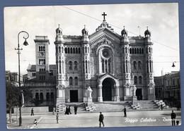 °°° Cartolina - Reggio Calabria Duomo Viaggiata (l) °°° - Reggio Calabria