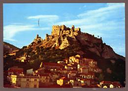 °°° Cartolina - Roccella Jonica Castello Medioevale Viaggiata (l) °°° - Reggio Calabria