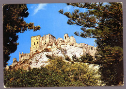 °°° Cartolina - Roccella Jonica Il Castello Viaggiata (l) °°° - Reggio Calabria