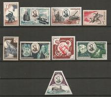 Timbre Monaco  En Neuf **  N 427/436  Manque Le N 432 Le Reste C 'est Complet - Unused Stamps