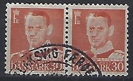 Denmark  1952  Frederik IX  (o) Mi.334 - Used Stamps
