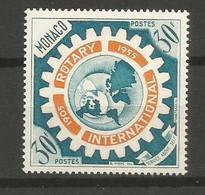 Timbre Monaco  En Neuf **  N 440 - Unused Stamps