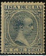 LOTE 2173 ///  CUBA Nº: 113 **MNH CATALOG./COTE: 10€ ¡¡¡ OFERTA - LIQUIDATION !!! JE LIQUIDE !!! - Cuba (1874-1898)