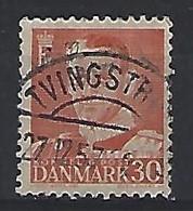 Denmark  1952  Frederik IX  (o) Mi.334 (cancelled TVINGSTRUP) - Used Stamps
