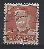 Denmark  1952  Frederik IX  (o) Mi.334 (cancelled KIRKE-STILLINGE) - Used Stamps