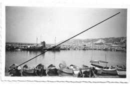 LOT 3047 3048 L'ESTAQUE 1936 PHOTOS CARTE DENTELLE FORMAT 11x6,5 Cm - L'Estaque