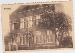 Kalmthout - Deelgemeente Nieuwmoer - De Pastorij (gelopen Kaart Met Zegel) - Kalmthout