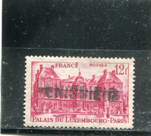 Yt 803 Palais Du Luxembourg 1948 - Used Stamps