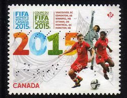 Canada - #2837 -  Used - Gebraucht