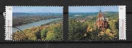 BRD 2020 Used Gestempelt  Mi  3510 3511 - Used Stamps