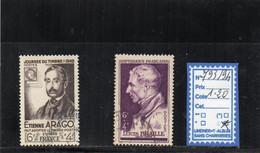 FRANCE OBLITERE - N° 793/94 - Used Stamps