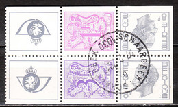 B15  Carnet Elström - Oblit. - LOOK!!!! - Booklets 1953-....