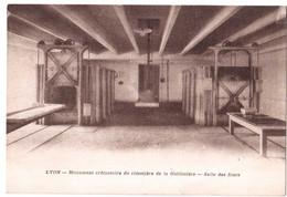 Lyon - Monument Crématoire Du Cimetière De La Guillotière - Salle Des Fours - édit. Société Lyonnaise Et Régionale De Pr - Other
