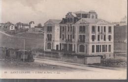 Saint Lunaire - L'Hôtel De Paris - Saint-Lunaire