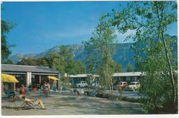 Motel Interlaken: 2x DKW 1000, HILLMAN MINX PHASE 4 '50  - 1 Km East Interlaken On Rt. Brünig-Luzern - (Suisse/Schweiz) - Passenger Cars