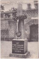 08. BAZEILLES. La Crypte. Pierre élevée Par Les Bavarois à Leurs Camarades Tombés à Bazeilles Le 1er Septembre 1870. 103 - Autres Communes