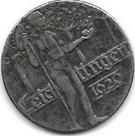 Notgeld Leichlingen  10 Pfennig 1920 Fe 7828.1/F 284.1 - Andere