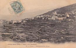 1905 .voyagée Algérie. CORSE - MORSIGLIA (Cap) -- Maison Fabiani - C. Piaggi - Andere Gemeenten