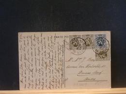 93.009 CP  BELGE  1932 OBL BRUGGE 3 - Cartas