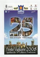 Trento - 2008 - Feste Vigiliane - Non Viaggiata - (FDC27998) - Trento