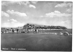 Milazzo (Messina). Porto E Veduta. - Messina
