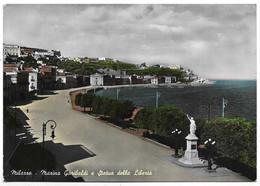 Milazzo (Messina). Marina Garibaldi E Statua Della Libertà. - Messina
