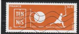 FRANCE 2020 TENNIS SUZANNE LENGLEN OBLITERE - Used Stamps