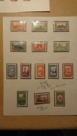 Algérie -  Lot De Timbres Neufs Avec Charnières - Collections, Lots & Series
