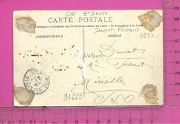 CARTE NOMINATIVE : DOUCET FERRANT ( Notaire )  à  91660  Méréville - Non Classificati