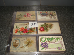 Thema -- 180 Kaarten -- Diverse Onderwerpen !! --   ( Kast  Liv , Lot  Nr : 35 ) - 100 - 499 Karten
