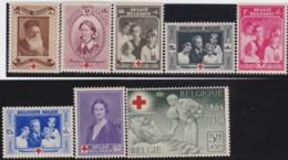 Belgie     .    OBP   .    496/503     .      **    .    Postfris  .   /   . Neuf Avec Gomme Et SANS Charniere - Unused Stamps