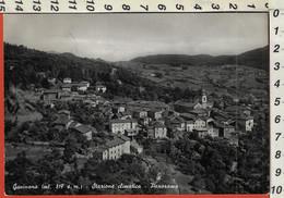 GAVINANA Frazione Di San Marcello Pistoiese Pistoia, Stazione Climatica Panorama, Cartolina Viaggiata 1957 - Pistoia