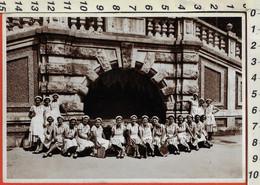 MONTECATINI TERME Pistoia Stabilimento Tettuccio Mescitrici, Vecchia Cartolina Viaggiata 1938-perfetta - Pistoia