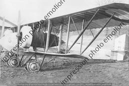 PHOTO AVION RETIRAGE REPRINT       CAUDRON G-4 ESCADRILLE C56 - Aviation