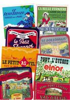 Lot N°125 De 8 étiquettes De Fromage Neuves Pas Décollées - Käse