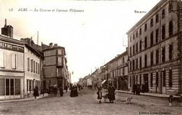ALBI =  La Caserne Et L'avenue Villeneuve   2080 - Albi