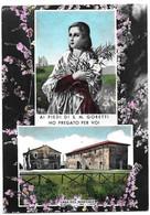 Ricordo Del Santuario Di Nettuno (Ferrara). Casa Del Martirio Di S. M. Goretti. - Ferrara