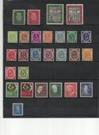 R.F.A 1950/1951 A.COMPLETE No7/33** Neufs S Sans CH - Nuovi