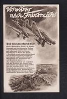 DR Ak Stuka Kampfbomber Gegen Frankreich / Fliegerhorst Vechta - Oorlog 1939-45
