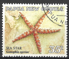 Papua New Guinea 1987. Mi.Nr. 554, Used O - Papua Nuova Guinea