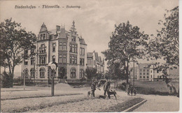 57 - THIONVILLE - CARREFOUR VAUBAN/BRIQUERIE/AV. CLEMENCEAU - CARTE RARE - Thionville