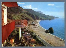 °°° Cartolina - Palmi Spiaggia La Tonnara Viaggiata (l) °°° - Reggio Calabria