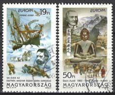 Ungarn Hungary 1994. Mi.Nr. 4287-4288, Used O - Usati