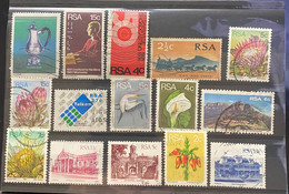 Lotje Zegels Zuid Afrika - Collections, Lots & Séries